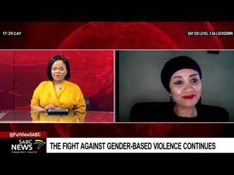 Black Doek Movement SA calls on men to take a stand against GBV: Dereleen James