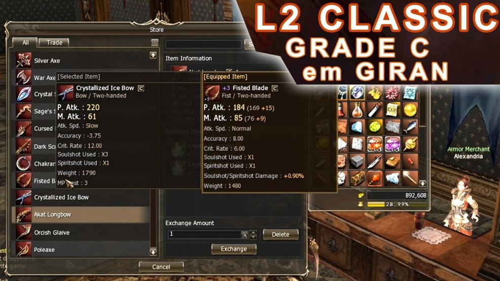 Top B Lineage 2