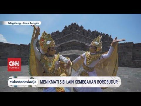 Menikmati Sisi Lain Kemegahan Borobudur #DiIndonesiaAja