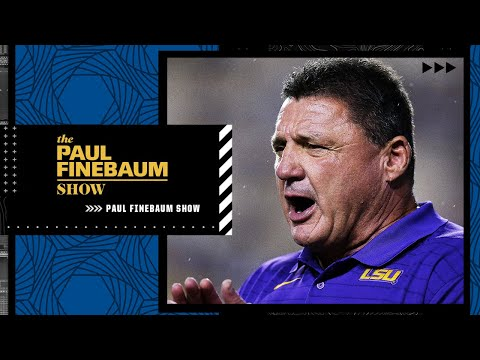 What led to Ed Orgeron's firing? | The Paul Finebaum Show