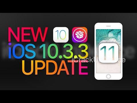 hqdefault iOS 10.3 - 10.3.3 Jailbreak Replace! iOS 11 & Pangu's Long term News