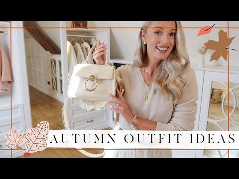 6 AUTUMN OUTFIT IDEAS  // COSY, CHIC + CLASSIC! // Fashion Mumblr