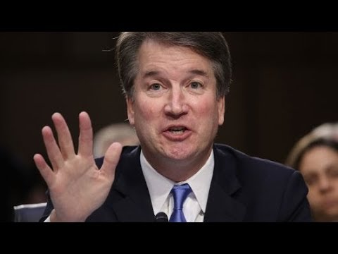 BRETT KAVANAUGH TO BE CONFIRMED BEFORE MIDTERMS. TRUMP DEFENDS TESTIMONY