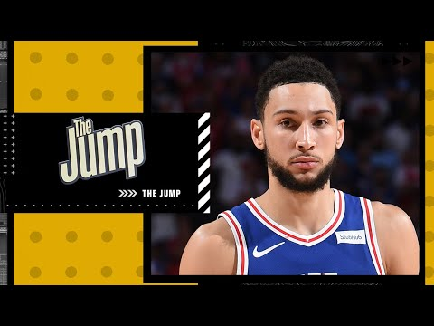 On opening night Ben Simmons might be a 76er, but he will likely be in L.A. - Windhorst | The Jump