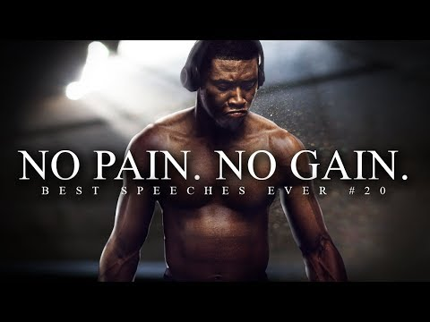 Best Motivational Speech Compilation EVER #20 - NO PAIN, NO GAIN | 30-Minutes of the Best Motivation