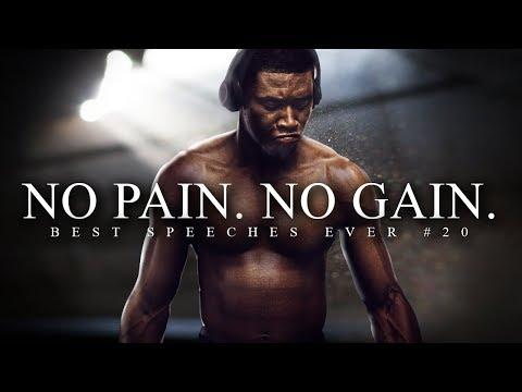 Best Motivational Speech Compilation EVER #20 - NO PAIN, NO GAIN | 30-Minutes of the Best Motivation