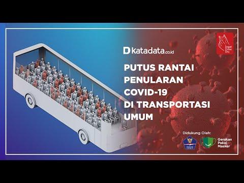 Putus Rantai Penularan Covid-19 di Transportasi Umum | Katadata Indonesia