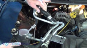 Heater Hose Replacement 19932002 Chevrolet Camaro  YouTube