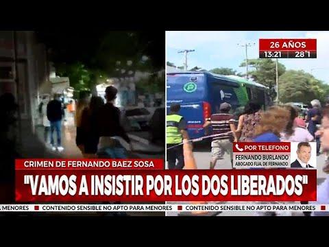 """Fernando Burlando: """"La única pena posible para los rugbiers es la perpetua"""""""