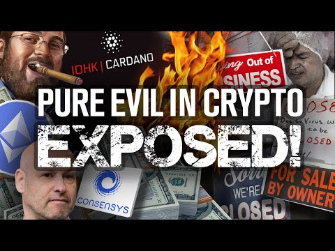 Cardano EXPOSED! Taking From Small Business!? Plus Others...