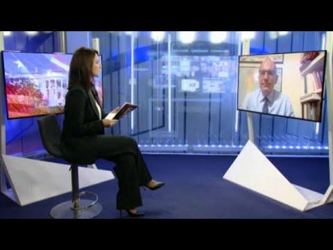Enrico Letta: «Lo que ocurre en EE. UU. se basa principalmente en la actitud de Donald Trump»