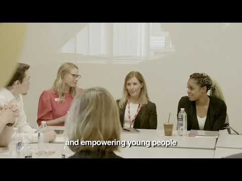 Starbucks - Opportunity for All Youth Display Video