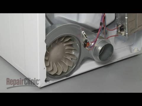 Dryer Blower Wheel Replacement Whirlpool Kenmore