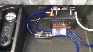 Installation: Second Battery for Car Audio  Custom 2010