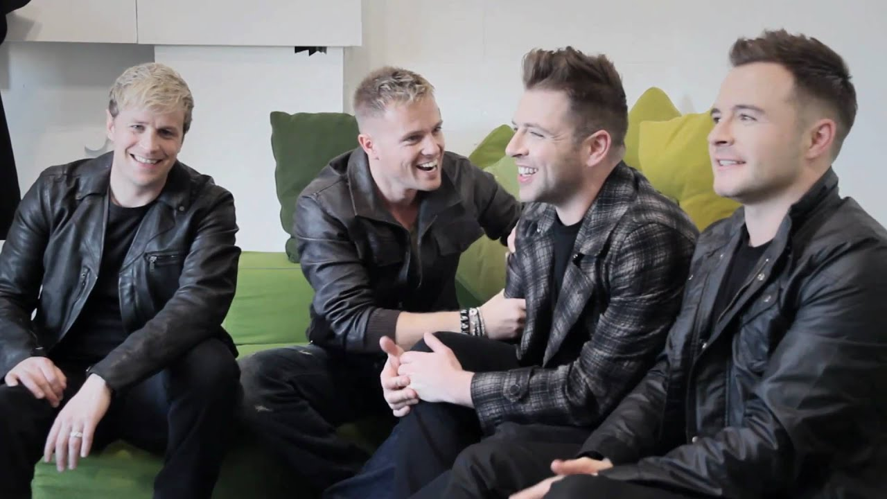 Merry Christmas From Westlife YouTube