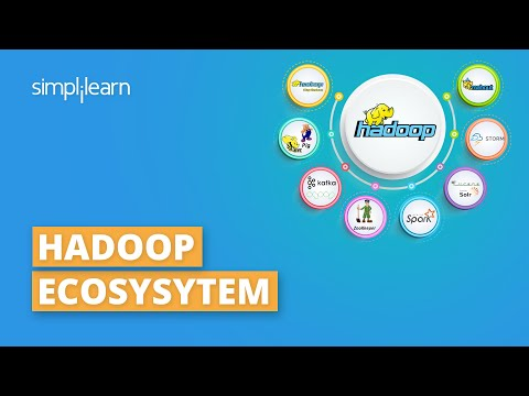 Hadoop Ecosystem Explained | Hadoop Ecosystem Architecture And Components | Hadoop | Simplilearn