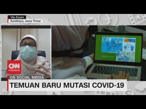 Mutasi Corona Ditemukan di Surabaya, Ini Kata Pakar