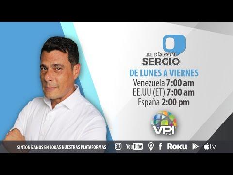 EN VIVO - Al Día con Sergio Novelli - Lunes 15 de Junio