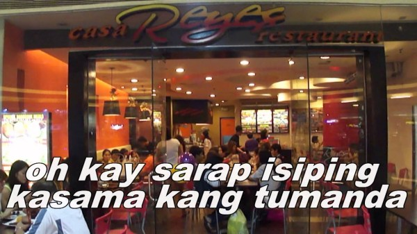 Resto Kasama Kang Tumanda Videoke YouTube
