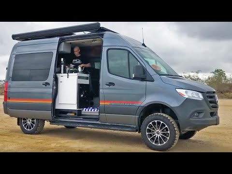 Don't Try This in a Standard Van | Van Life S2:E27