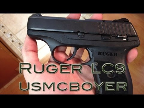 Ruger Lc9 Review