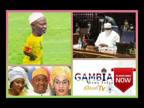 GAMBIA NEWS TODAY 26TH APRIL