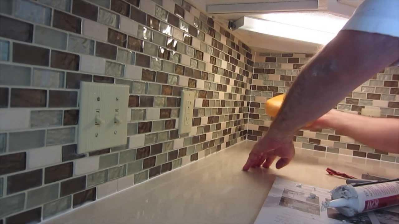 Grey Kitchen Tiles Black Grout Novocom Top