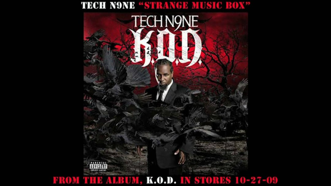 KOD Tech N9ne Strange Music Box