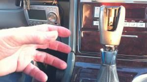 2004  Lincoln Navigator  Aviator Shifter is Stuck  Won
