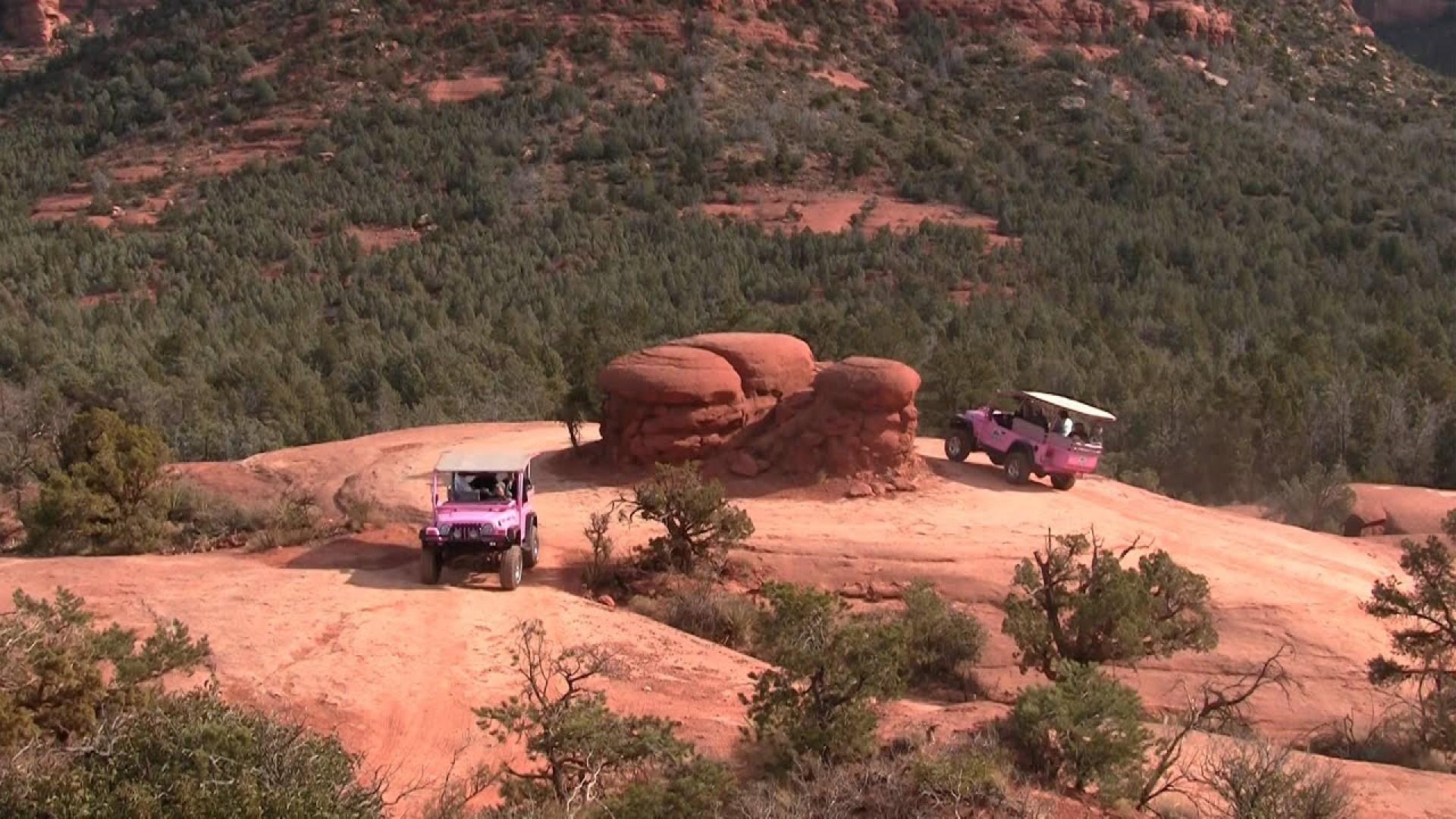 Sedona az jeep tours Car wash voucher