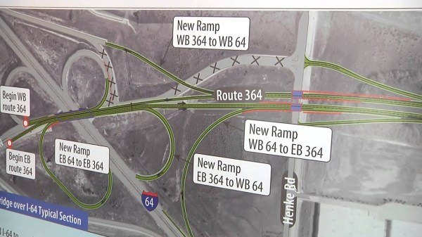 O'FallonTV: Route 364 Page Ave Phase 3 | O'Fallon ...