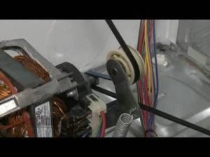 Dryer Belt Replacement – WhirlpoolKenmore Gas Dryer
