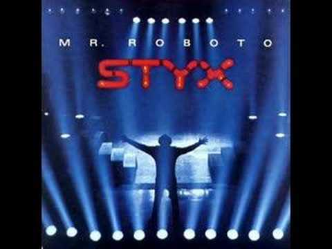 Styx Mr Roboto Youtube