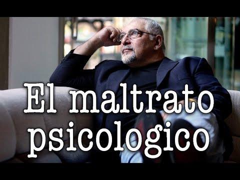 Jorge Bucay - El maltrato psicologico