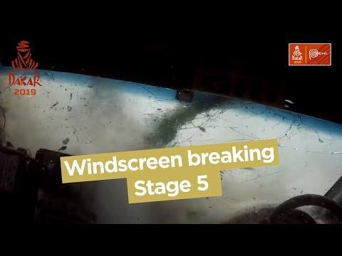 Short clips - Stage 5 (Tacna / Arequipa) - Dakar 2019