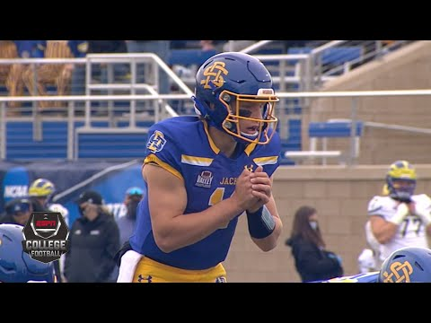South Dakota State dominates Delaware in FCS Semifinals | College Football Highlights