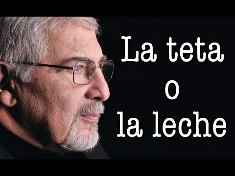 Jorge Bucay  - La Teta o la Leche