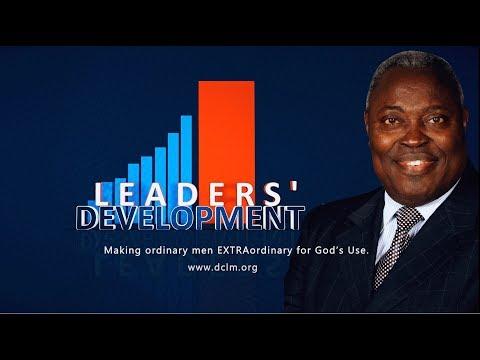 Leaders Development (October 08, 2019)