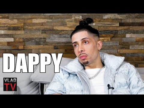 Dappy on Paying a Man to Ask for Autograph to Look Famous, Paying a Hater £200 (Part 6)