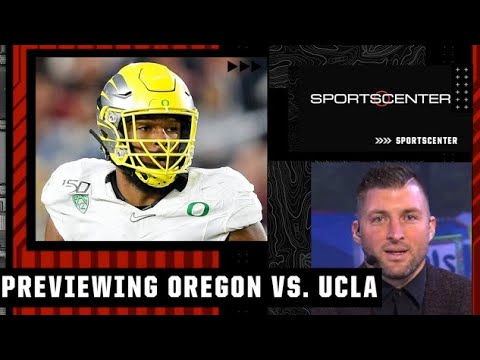 Oregon has to stop the run! - Tim Tebow on how the Ducks can defeat UCLA