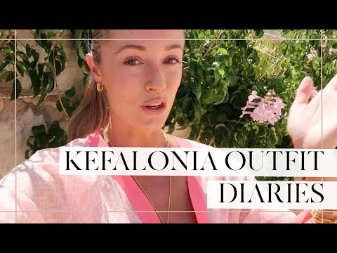 WHAT I WORE & DID ON HOLIDAY IN KEFALONIA // Fashion Mumblr AD