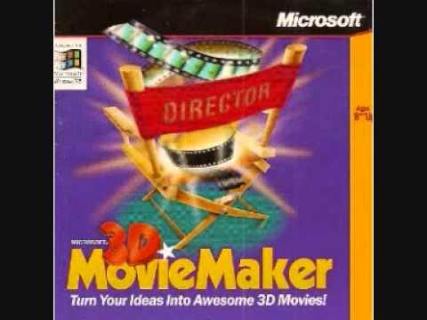 Microsoft 3D Movie Maker OST - Specter Evil Theme - YouTube