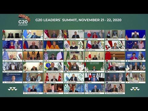 G20: recuperación económica y vacuna contra la COVID-19 para todos