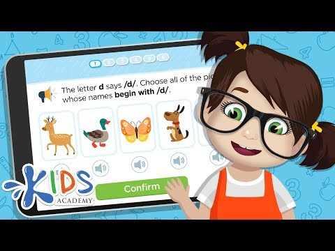 Quizzes for Kids: ELA, Math & Science from Preschool to 3rd Grade | Kids Academy