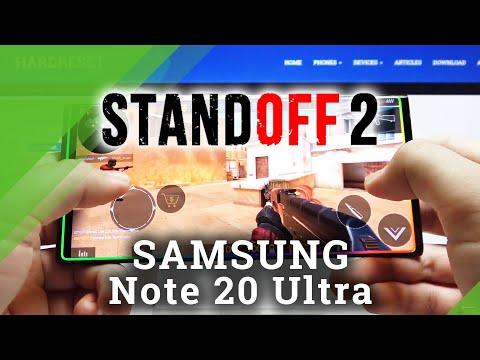 Test Standoff 2 SAMSUNG Galaxy Note 20 Ultra – Checkup Performance
