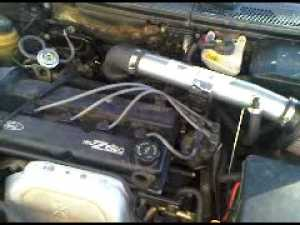 2000 ford focus 20 DOHC  Engine Randomly dies  FIX