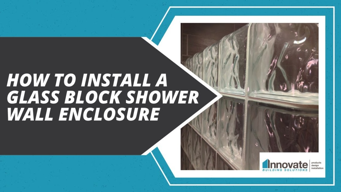 Image Result For Installing A Glblock Window In A Shower