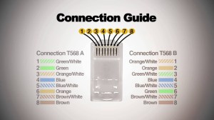 How to make Cat6 patch cord  YouTube