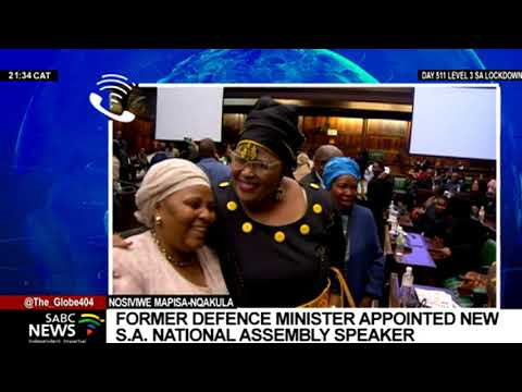 ANALYSIS: Appointment of the new Speaker of the National Assembly