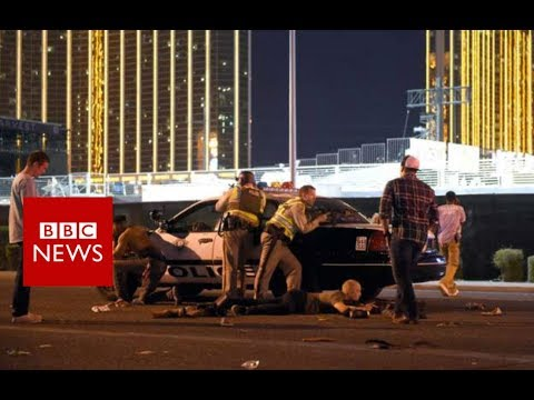 hqdefault - Las Vegas: prolonged automatic gunfire could be heard - BBC News